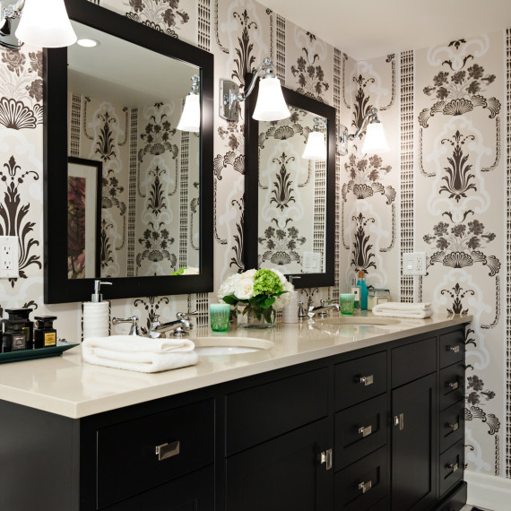 Master Bath by Grant Gilvesy Design