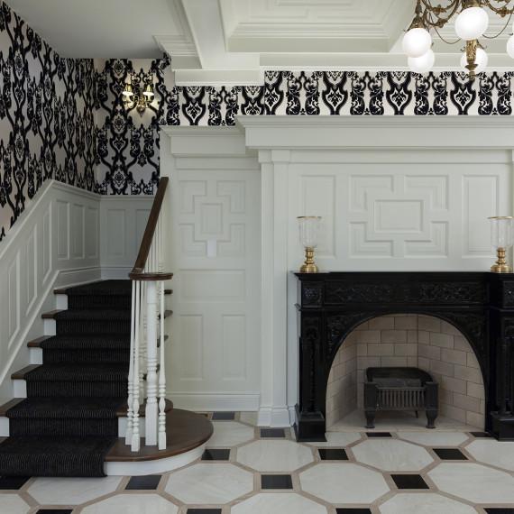 Sir Adam Beck Lobby by Grant Gilvesy Design
