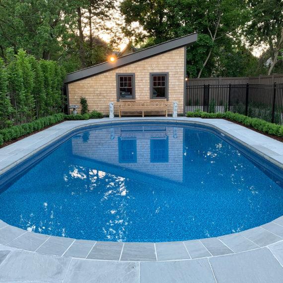 Backyard Pool Makeover by Grant Gilvesy Design