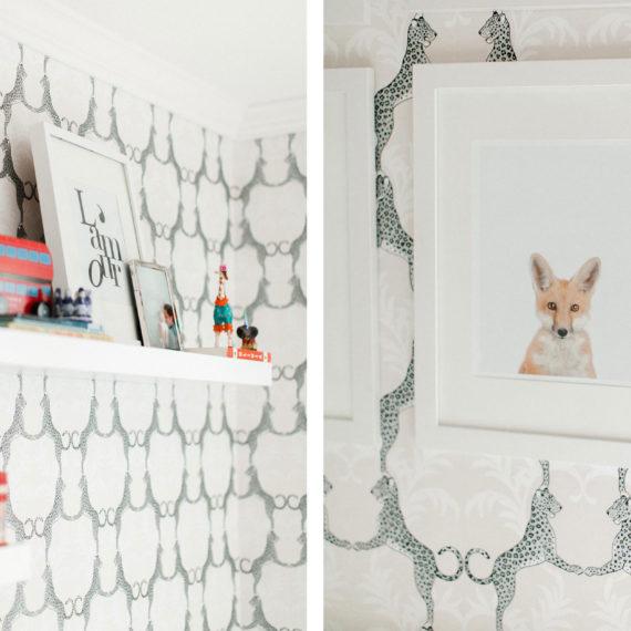 Baby Wiles Nursery by Grant Gilvesy Design