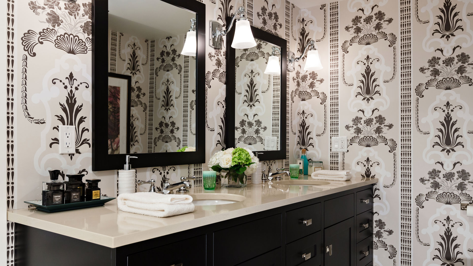Grant gilvesy design interior design firm of london ontario for Bathroom decor london ontario